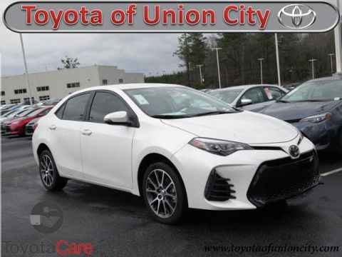 New 2017 Toyota Corolla 50th Anniversary Special Edition FWD 4dr Car