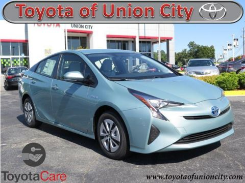 New 2016 Toyota Prius Three FWD 4dr Car