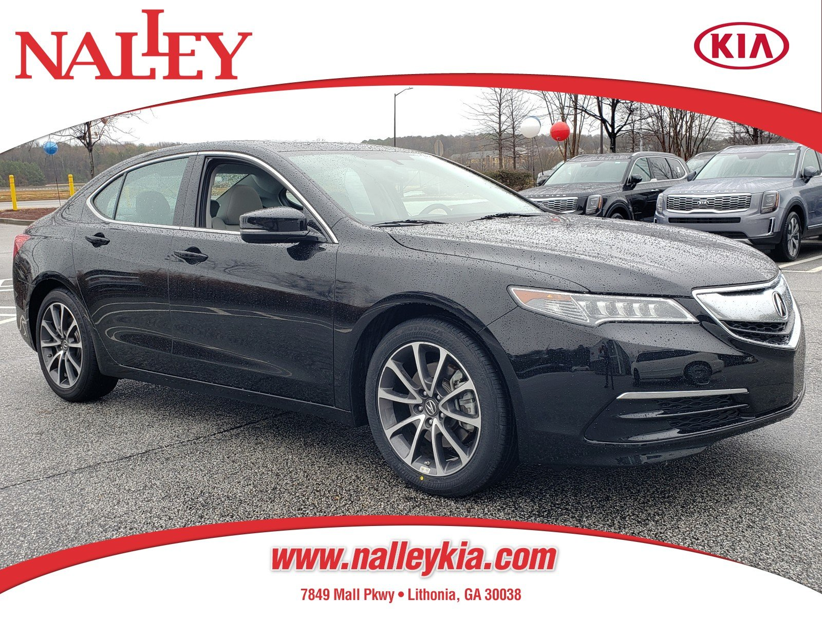 Pre-Owned 2016 Acura TLX V6