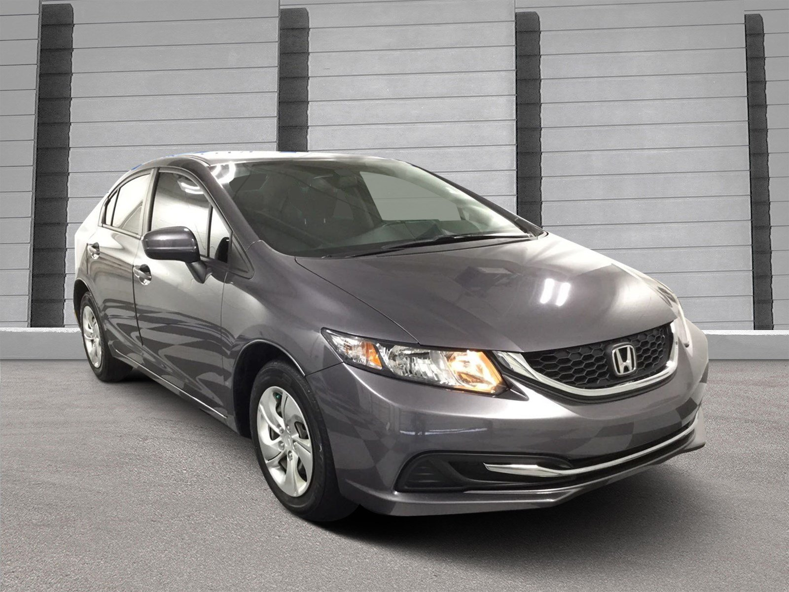 High Quality Pre Owned 2015 Honda Civic Sedan LX