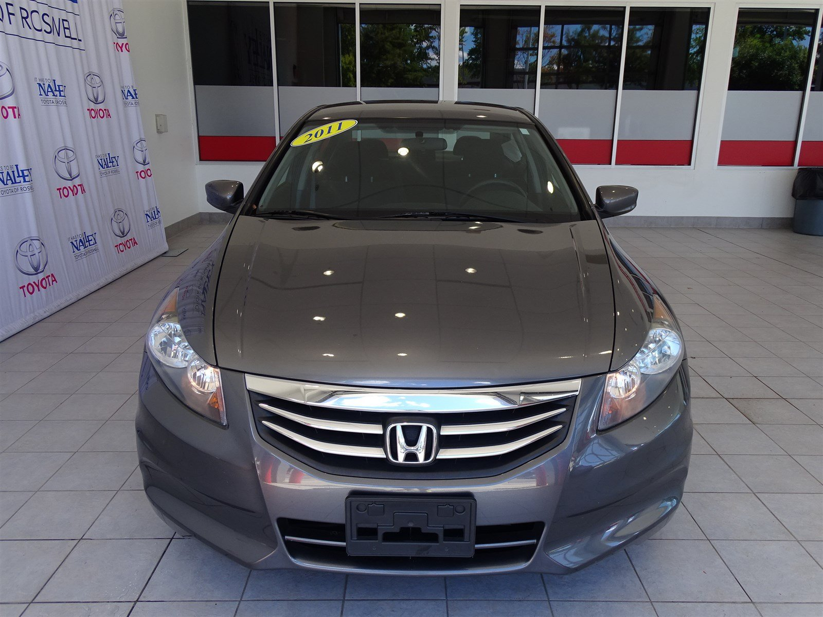 Pre Owned 2011 Honda Accord Sdn LX P