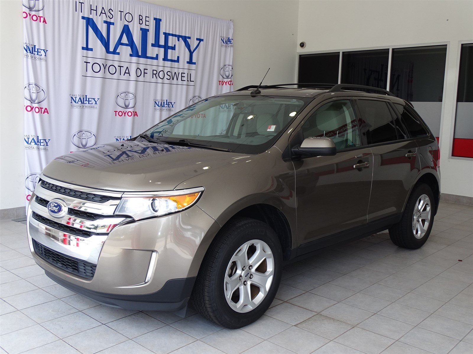 Pre Owned Ford Edge Sel Sport Utility In Union City Eba Jpg X  Ford Edge