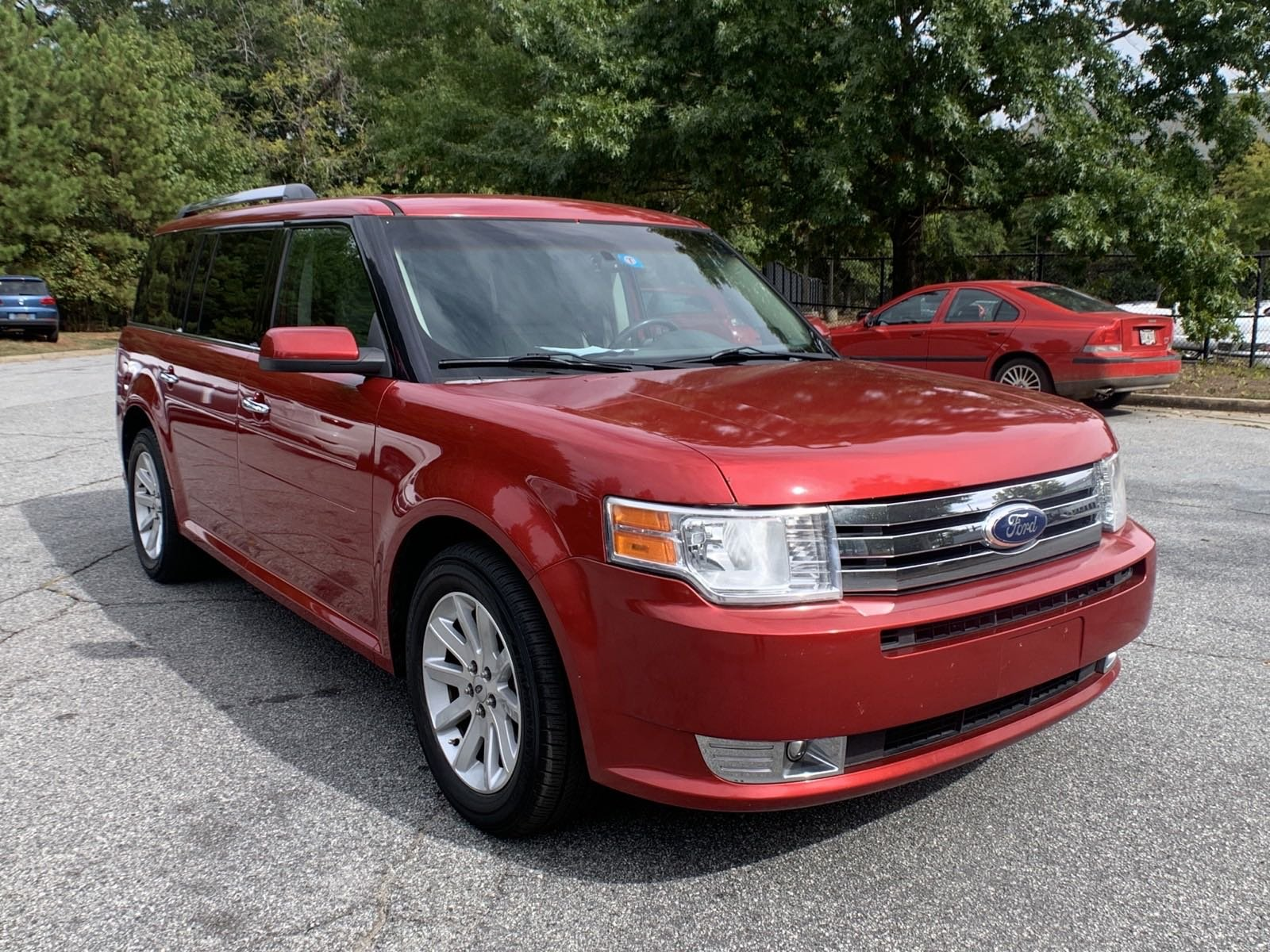 Pre-Owned 2011 Ford Flex