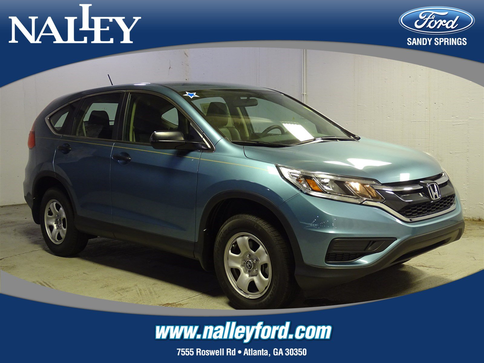 Pre Owned 2015 Honda Cr V Lx Sport Utility In Union City Fh549281