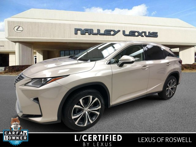 Pre-Owned 2017 Lexus RX 350 FWD Sport Utility