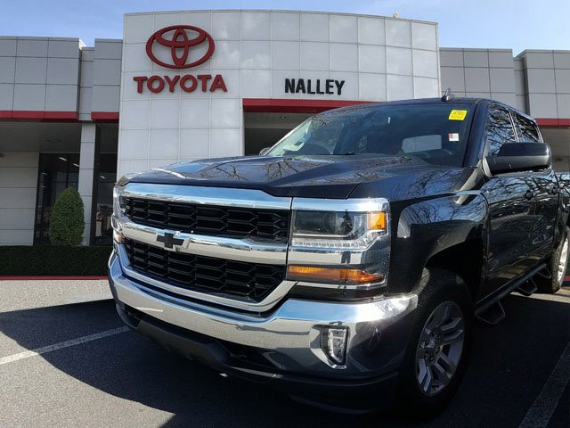 Pre Owned 2017 Chevrolet Silverado 1500 Lt Crew Cab Pickup In Union