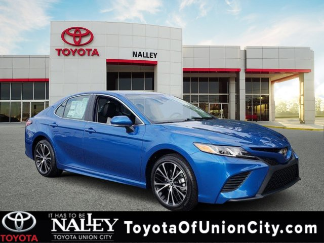 Toyota Of Union City >> New 2019 Toyota Camry Se Fwd 4dr Car
