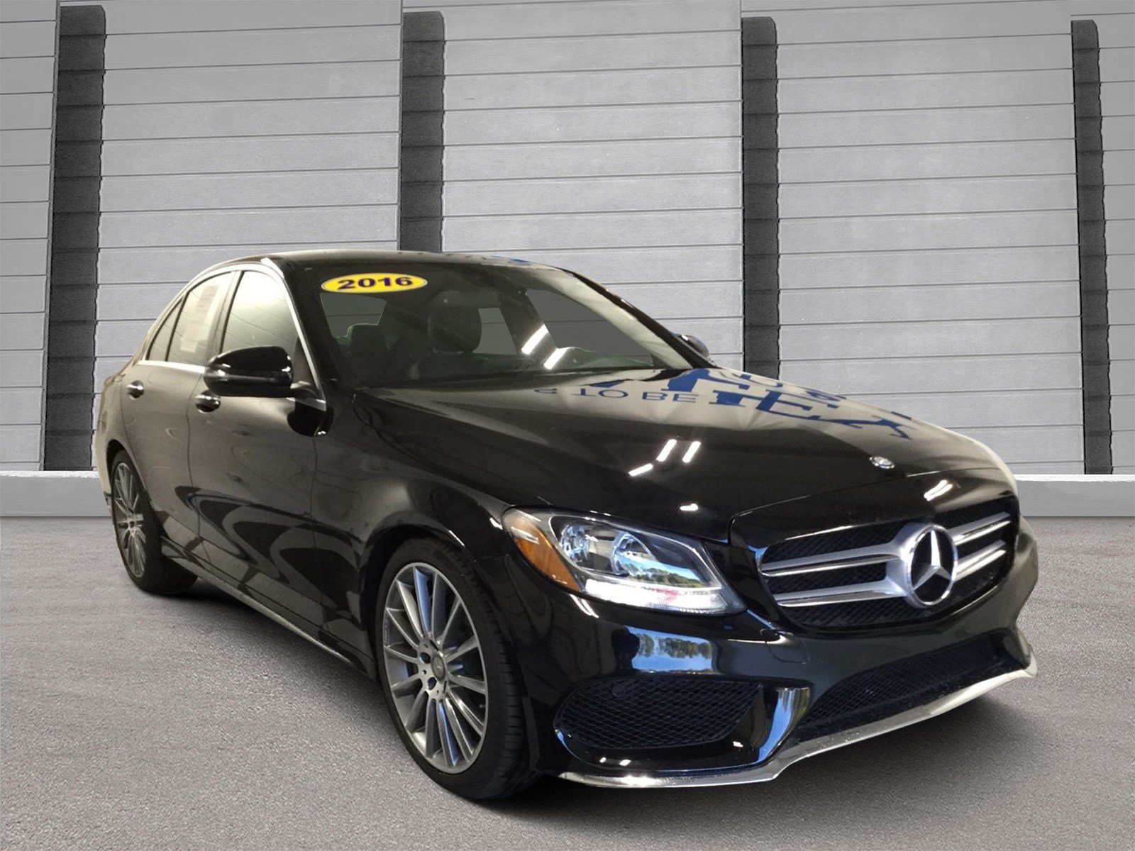 Pre Owned 2016 Mercedes Benz C Class C 300 4dr Car in Union City