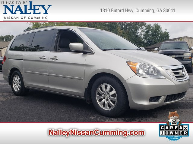 Captivating Pre Owned 2008 Honda Odyssey EX L