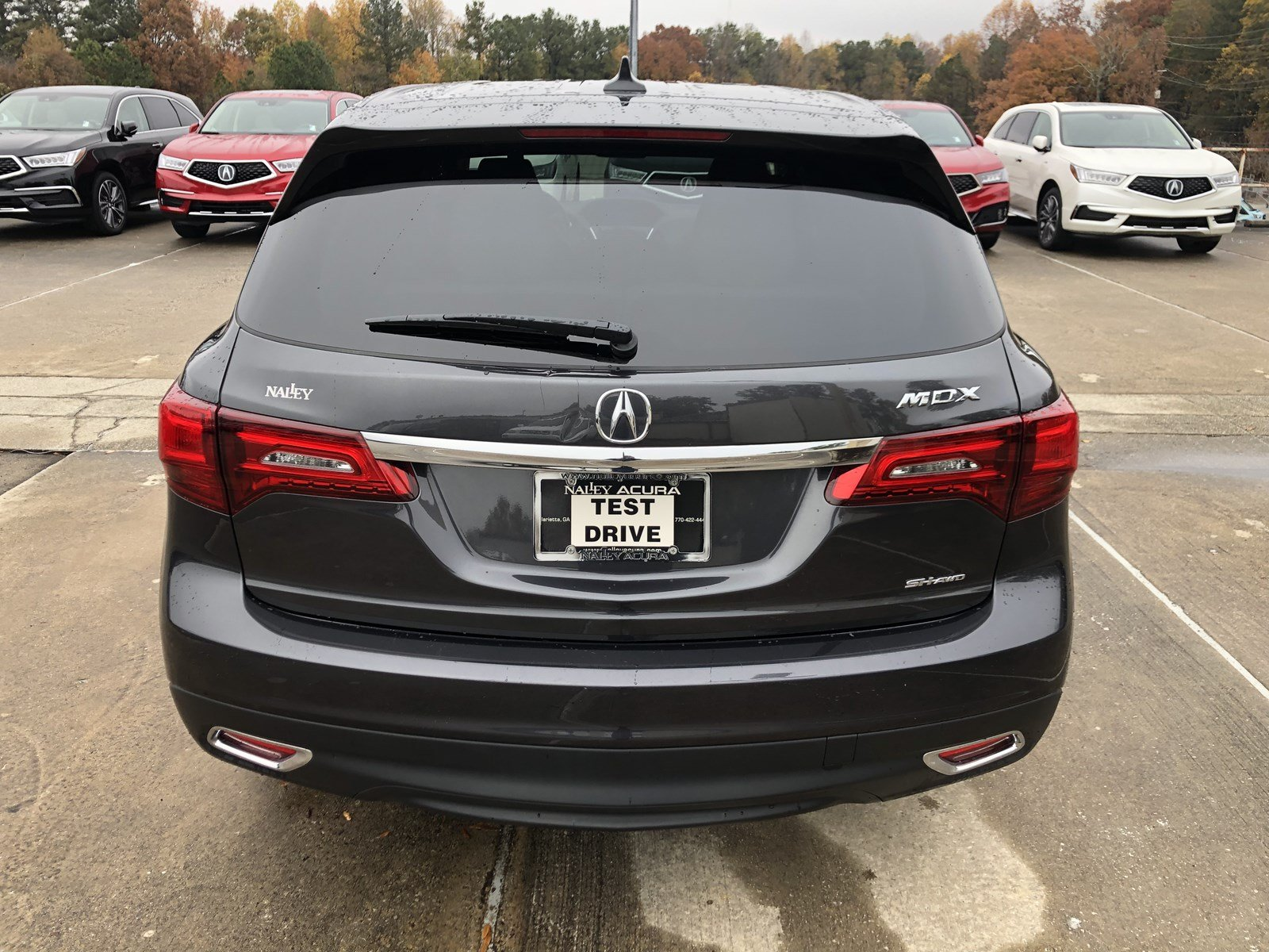 Pre Owned 2016 Acura MDX w AcuraWatch Plus Sport Utility in Union