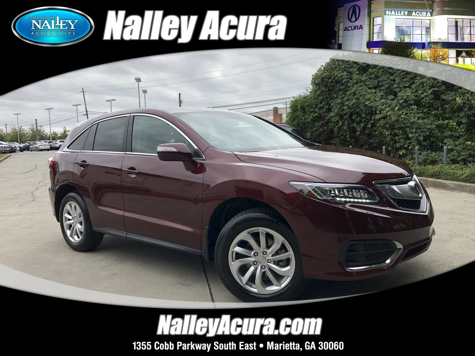 Pre Owned 2018 Acura RDX w Technology Pkg Sport Utility in Union