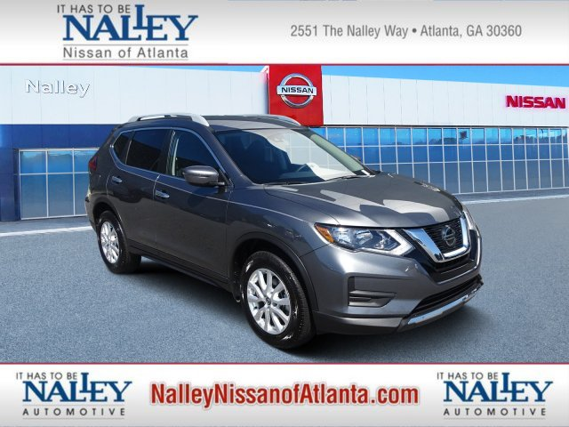 Nissan Of Union City >> Pre Owned 2019 Nissan Rogue S Fwd Sport Utility