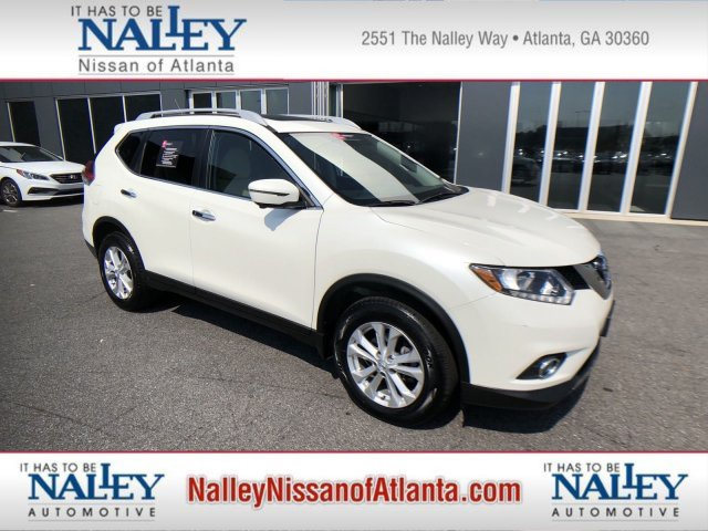 Nissan Of Union City >> Pre Owned 2016 Nissan Rogue Sport Utility In Union City