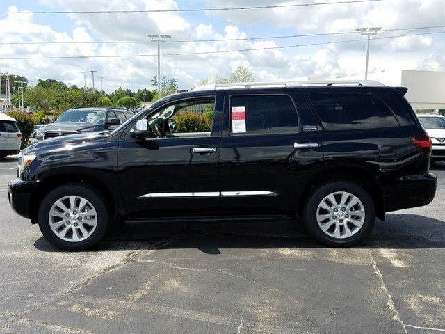 New 2018 Toyota Sequoia Platinum