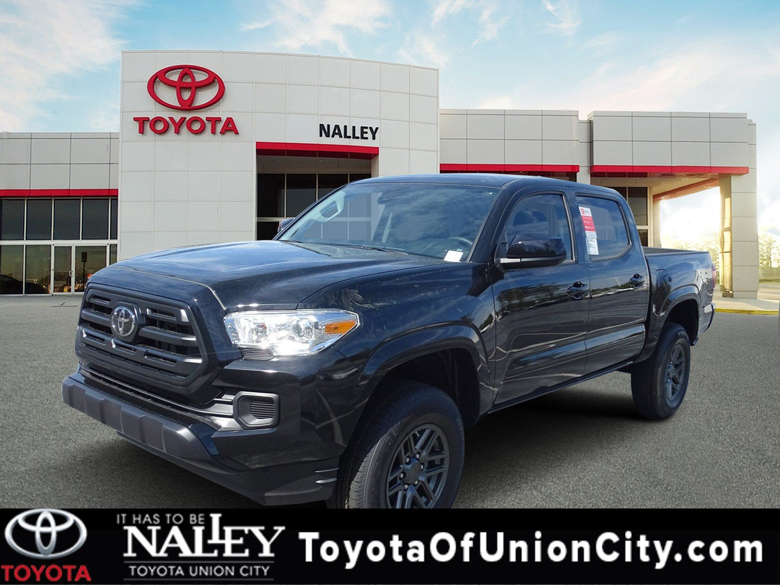 New 2019 Toyota Tacoma 2wd Sr Crew Cab Pickup In Union City