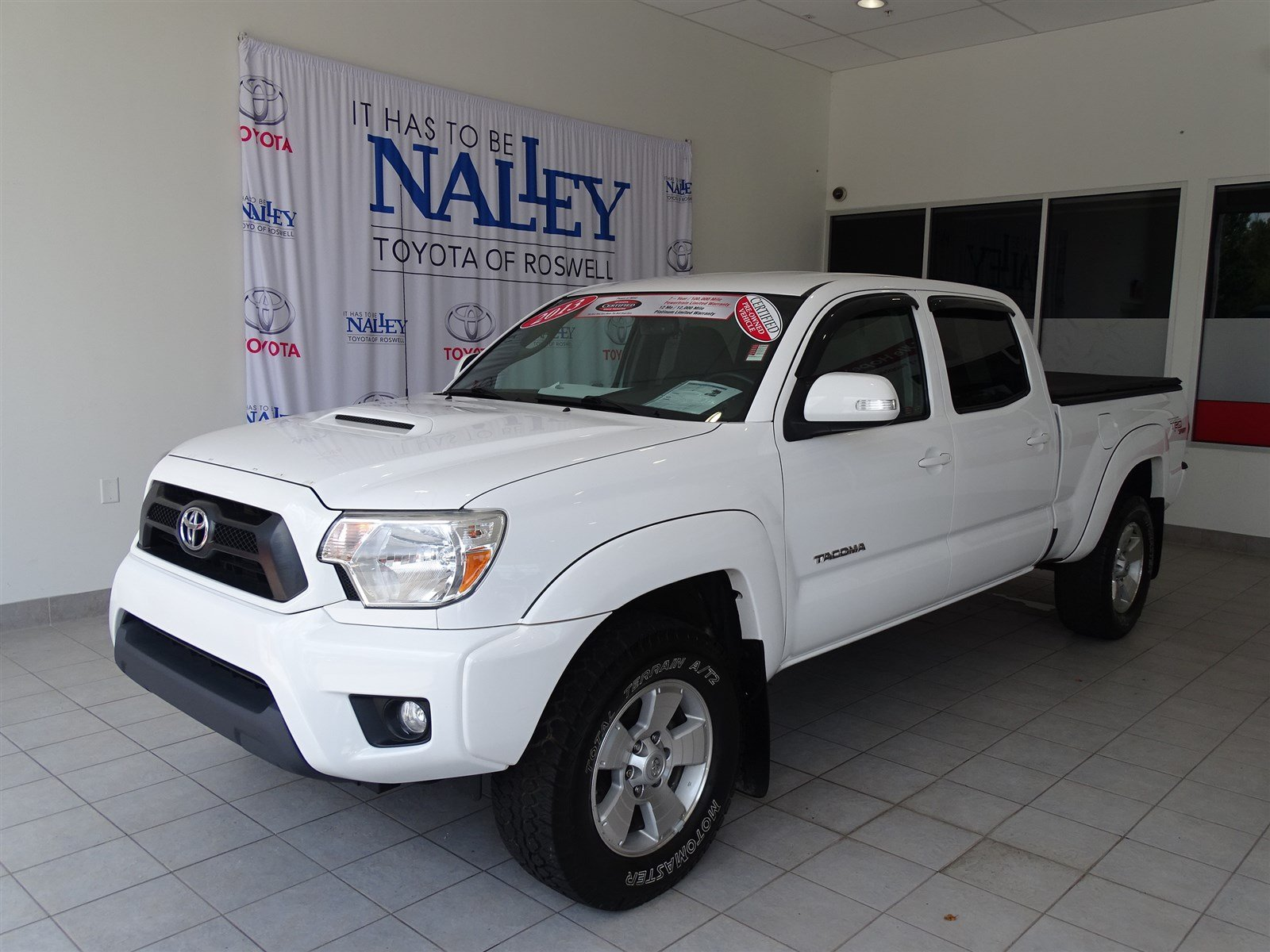 Superior Certified Pre Owned 2013 Toyota Tacoma TRD SPORT