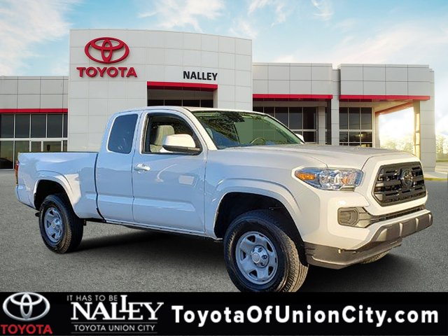 New 2019 Toyota Tacoma 4WD SR Access Cab 6' Bed V6 AT