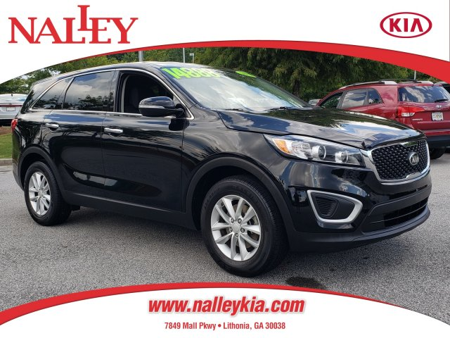 Kia Of Union City >> Pre Owned 2017 Kia Sorento L Fwd Sport Utility
