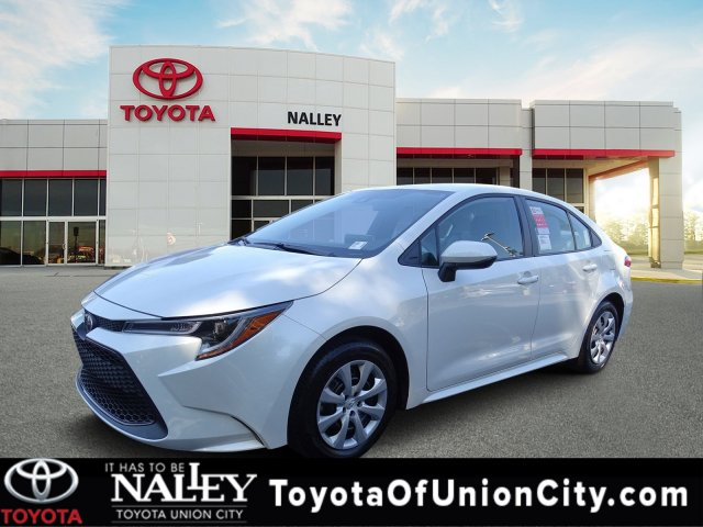 Toyota Of Union City >> New 2020 Toyota Corolla Le Fwd 4dr Car