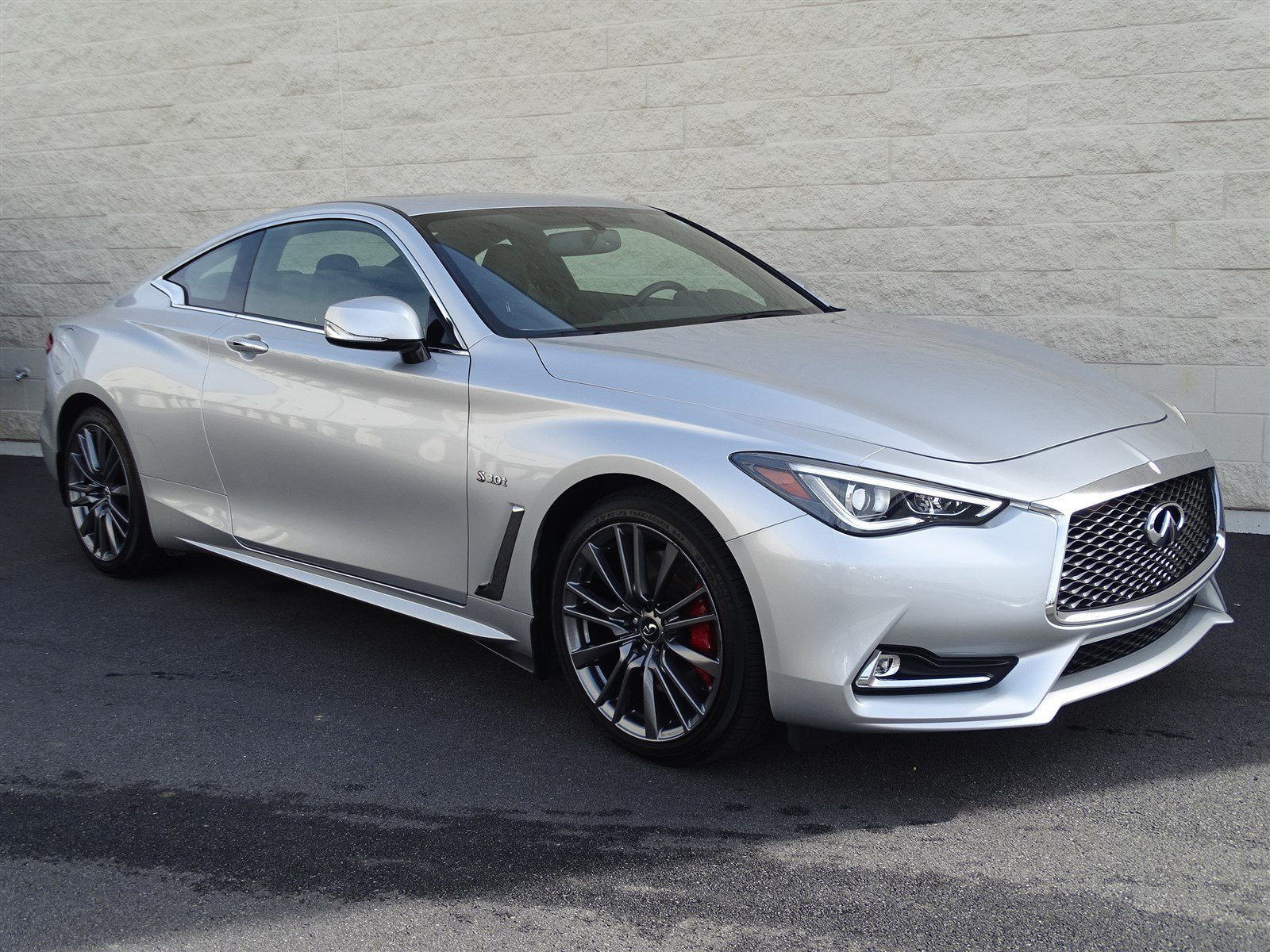 pre owned 2017 infiniti q60 red sport 400 2dr car in union city rh toyotaofunioncity com