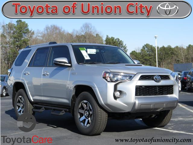 new 2018 toyota 4runner trd off road premium sport utility in union city j5517514 toyota of. Black Bedroom Furniture Sets. Home Design Ideas