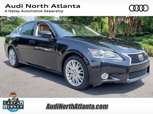 Pre-Owned 2013 Lexus GS 350 350 RWD 4dr Car