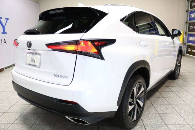 Pre-Owned 2019 Lexus NX NX 300 With Navigation