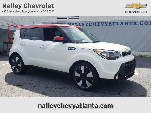 Kia Of Union City >> Pre Owned 2016 Kia Soul Hatchback In Union City G7263416 Nalley