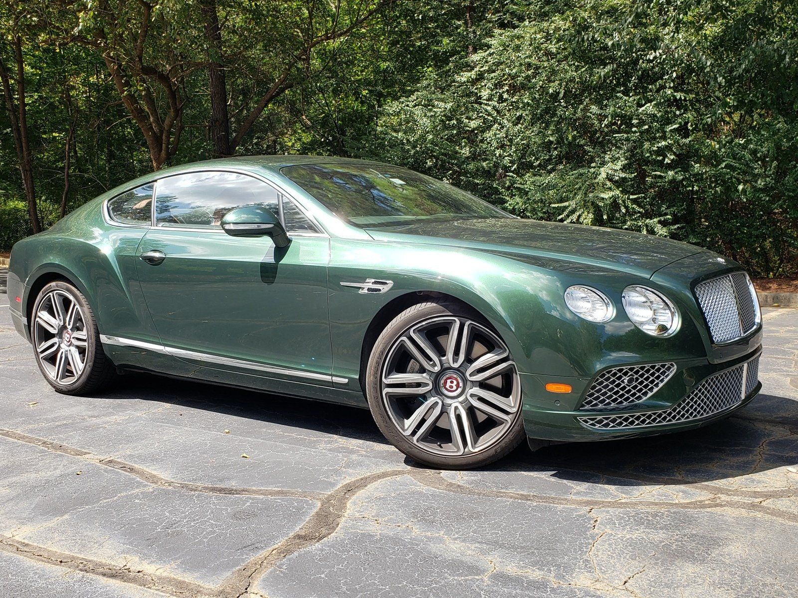 Pre-Owned 2016 Bentley Continental GT V8