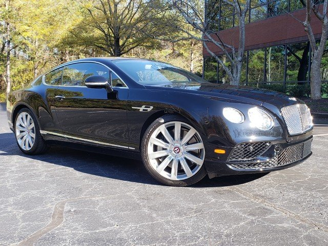 Pre Owned 2017 Bentley Continental Gt V8 2dr Car In Union City