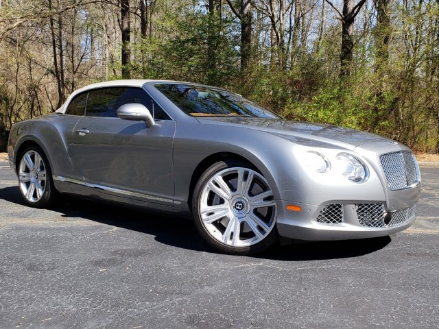 Pre-Owned 2013 Bentley Continental GT W12