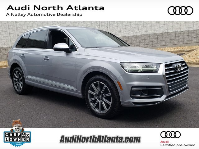 PreOwned Audi Q Prestige Sport Utility In Union City - Pre owned audi