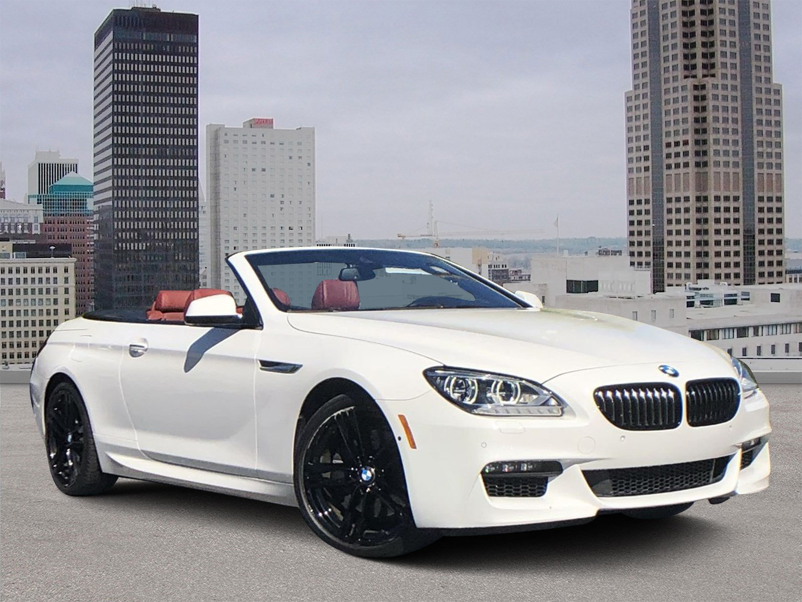 Pre-Owned 2014 BMW 6 Series 650i xDrive