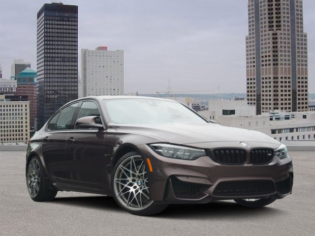 Pre-Owned 2018 BMW M3 COMPETITION