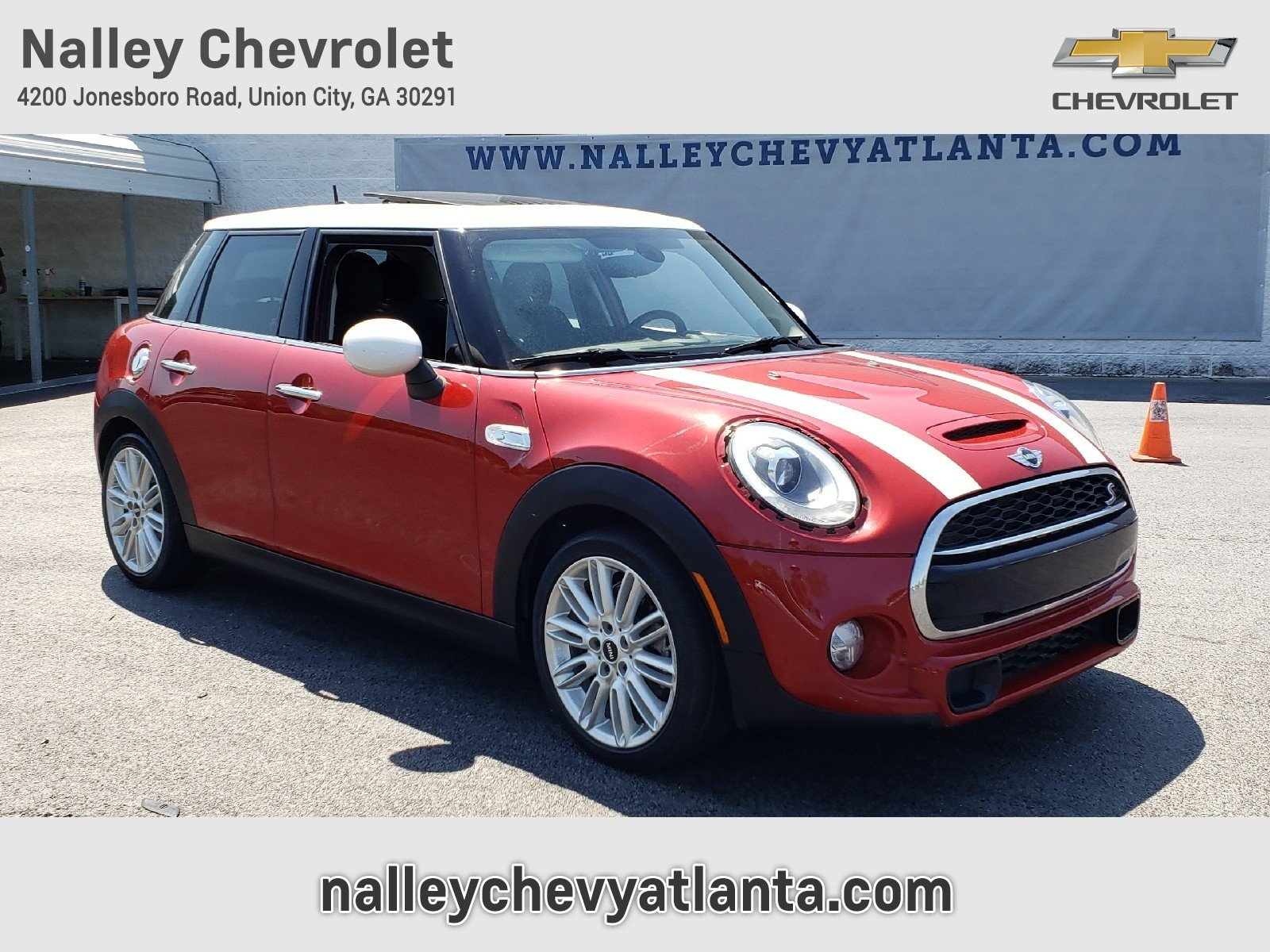 Pre Owned 2016 Mini Cooper Hardtop 4 Door S Hatchback In Union City