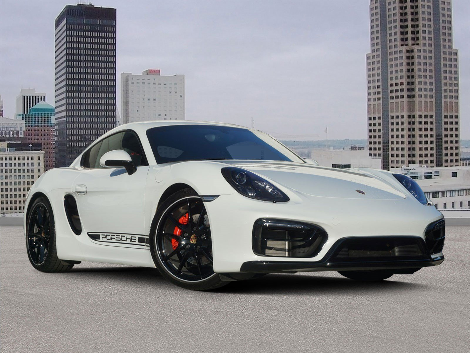 pre-owned 2016 porsche cayman gts 2d coupe in union city #gk186257