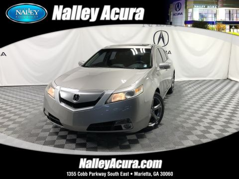 Pre-Owned 2010 Acura TL SH-AWD Manual