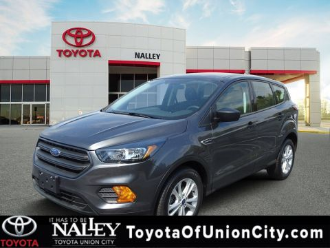 Pre Owned 2018 Ford Escape S