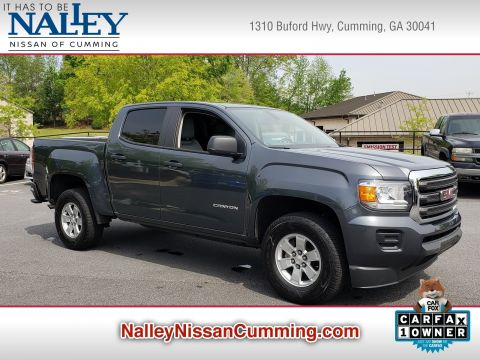 Pre-Owned 2015 GMC Canyon 2WD