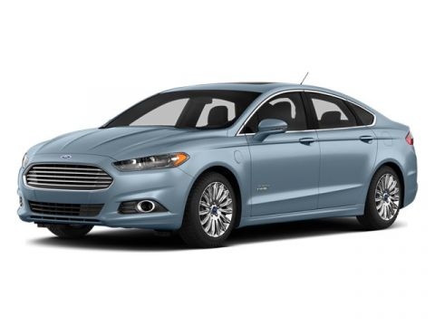 Pre-Owned 2013 Ford Fusion Energi SE Luxury