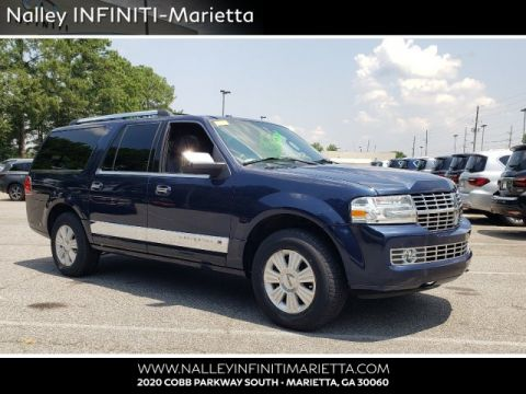 Pre-Owned 2014 Lincoln Navigator L L