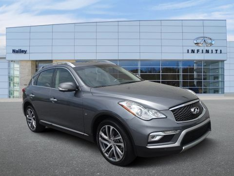 Pre-Owned 2016 INFINITI QX50 TOURING