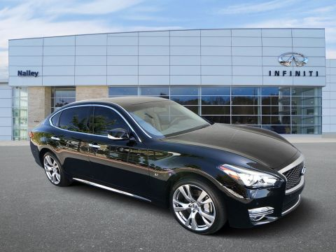Pre-Owned 2019 INFINITI Q70L 3.7 LUXE
