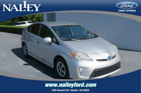 Pre-Owned 2013 Toyota Prius Two